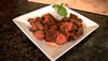 Healthy Appetizer Recipe: Flank Steak or Bavette with Spanish Flavors