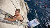 Cliff Diving World Series 2012 France: Training and Preparation