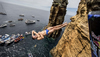 Cliff Diving World Series 2012 Portugal: Event Highlights