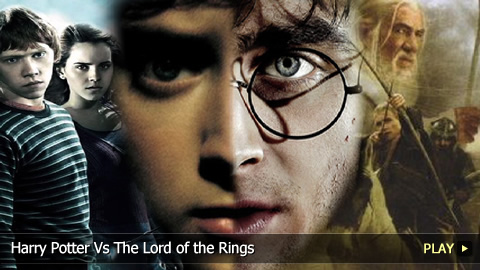 compare harry potter and lord of Compare dobby in rowling's harry potter and gollum in tolkien's the lord  both the lord of the rings and the harry potter series are popular fantasy books.