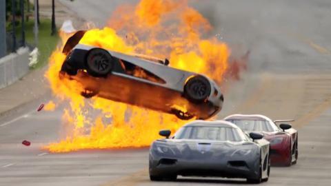 top 10 movie car crashes watchmojocom