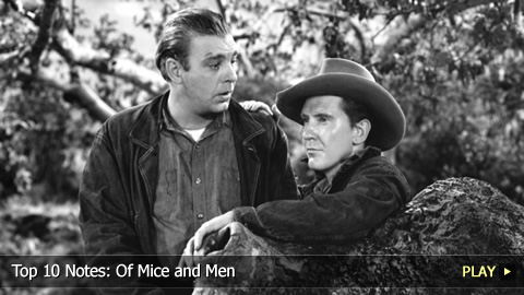 of mice and men great depression