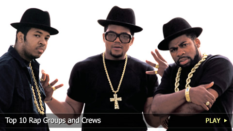 Top 10 Rap Groups and Crews | WatchMojo.com