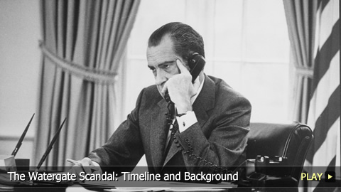 Dancing on Their Graves: The Paranoid Style, Watergate and the Popularization of Political Scandal