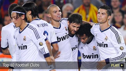 best teams football