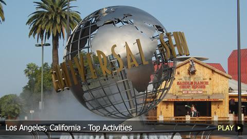 Dallas Auto Show >> Travel Guide: Los Angeles, California | WatchMojo.com