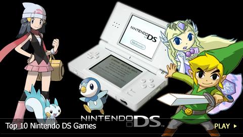 Top 10 Nintendo Ds Games Watchmojo Com