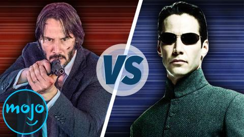 separation shoes 25896 8a19c John Wick Vs NeoOn the one hand we have Keanu Reeves, on the other, we...  also have Keanu Reeves  Who s the better action hero John Wick or Neo