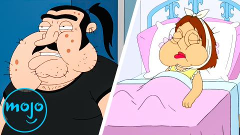 b95f7fd7cbf1 Top 20 Worst Things Ever Done to Meg from Family GuyThe worst things ever  done to Meg from Family Guy still have us cringing. We'll be looking at  some of ...